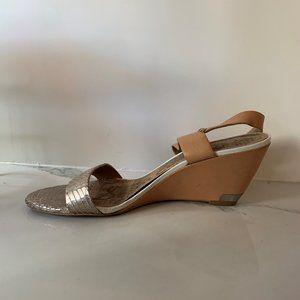 Sam Edelman wedge heel sandals